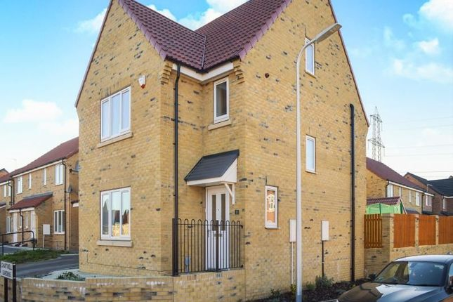 Thumbnail Detached house for sale in Chartwell Gardens, Kingswood Parks, Hull