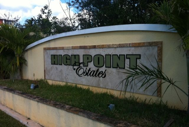Land for sale in High Point, Nassau, The Bahamas