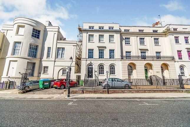 Front of Carlton Crescent, Southampton, Hampshire SO15