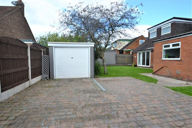 Driveway And Detached Garage