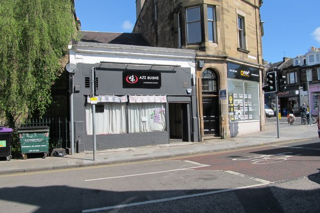 Thumbnail Restaurant/cafe for sale in Salisbury Place, Newington, Edinburgh