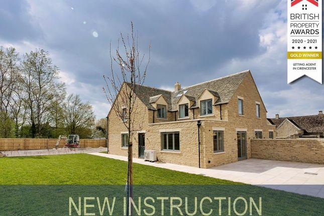 Thumbnail Semi-detached house to rent in Weald, Bampton