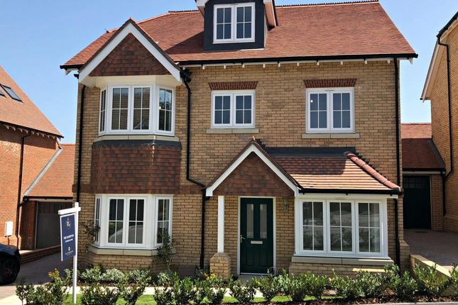 Thumbnail Detached house for sale in The Hampton At Regency Grange, Benhall Mill Road, Royal Tunbridge Wells, Kent
