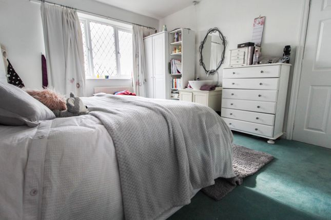Bedroom Two of York Road, Cliffe YO8