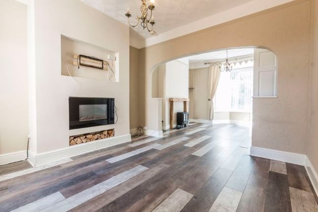 Thumbnail Terraced house for sale in Daisy View, Cwmfields, Pontypool