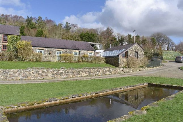 Thumbnail Farm for sale in Bwlchtrebanau, Porthyrhyd, Llanwrda
