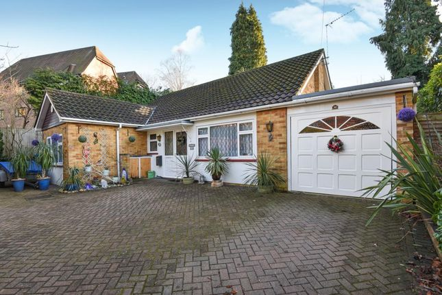 Thumbnail Bungalow for sale in Church Hill, Camberley