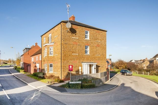 Thumbnail Flat to rent in Lord Fielding Close, Banbury