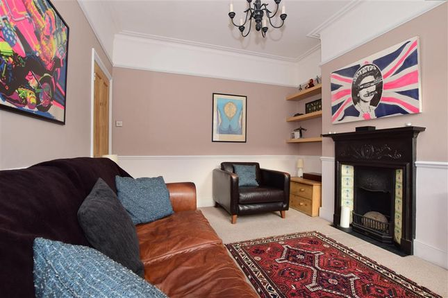 Thumbnail End terrace house for sale in Orchard Road, Sutton, Surrey