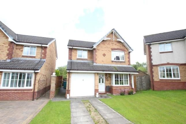 Thumbnail Detached house for sale in Elm Drive, Chapelhall, Airdrie, North Lanarkshire