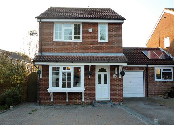 Thumbnail Detached house to rent in Castle Lane, Chalk, Gravesend