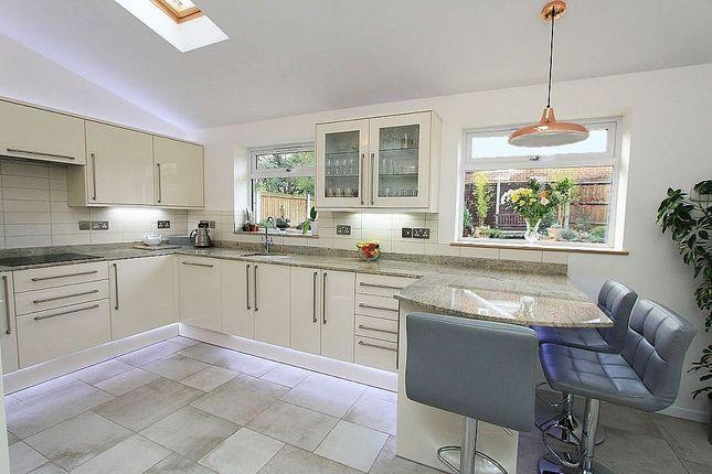 Thumbnail Detached house for sale in Jefferson Drive, Rainham, Gillingham, Kent