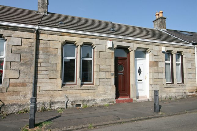 Thumbnail Cottage for sale in Croft Place, Larkhall