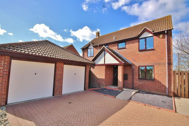 Thumbnail Detached house for sale in Brightside, Kirby Cross, Frinton-On-Sea