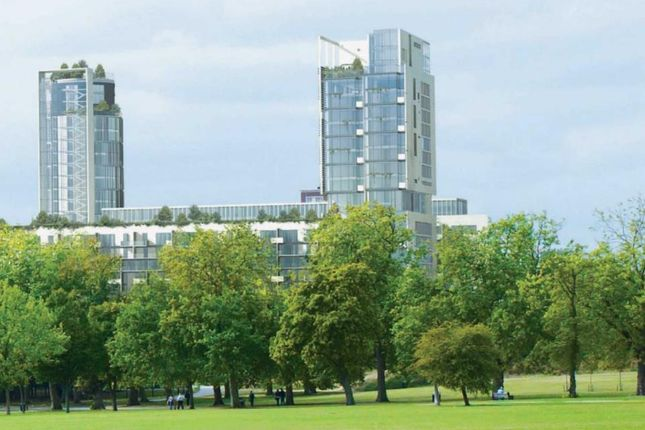 Thumbnail Flat for sale in Linear Building, City North, Goodwin Street, Finsbury Park