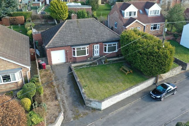 Thumbnail Detached bungalow for sale in Queen Street, Kirton Lindsey, Gainsborough