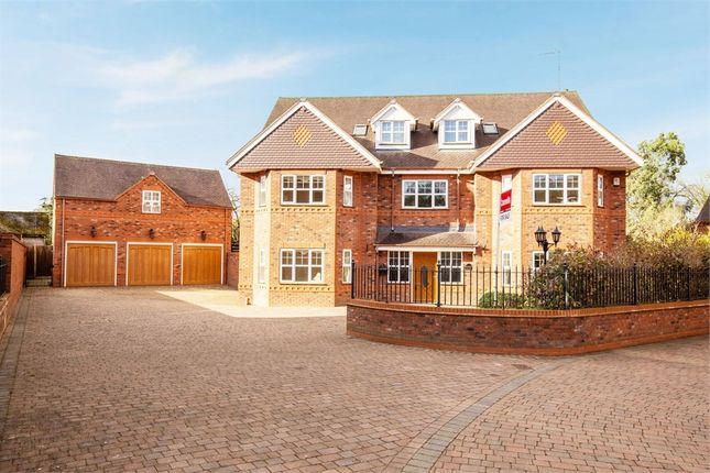 Thumbnail Detached house for sale in The Green, Milford, Stafford