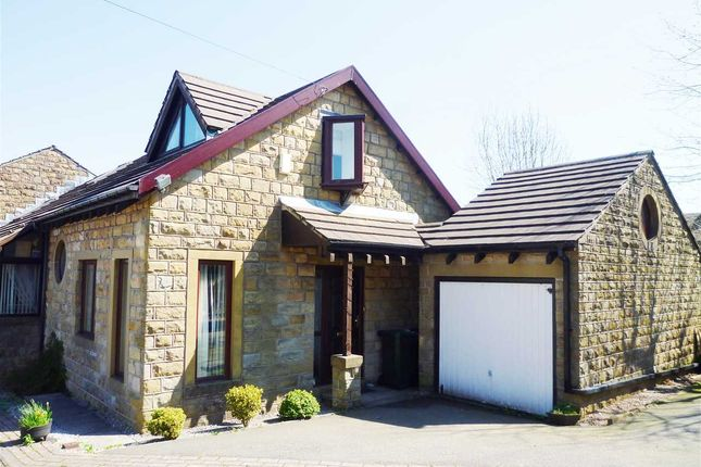Thumbnail Link-detached house for sale in Heathfield Mews, Golcar, Huddersfield