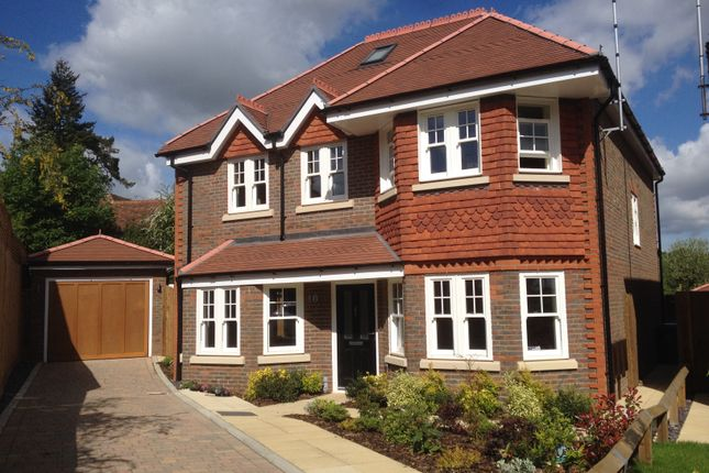 Thumbnail Detached house to rent in Jameson Road, Harpenden