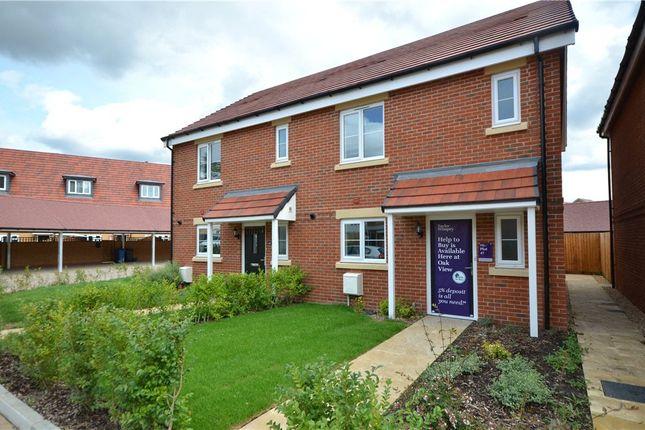 Thumbnail Semi-detached house for sale in Copse Close, Fleet