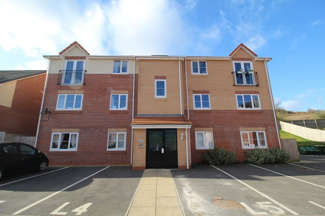 Thumbnail Flat for sale in Lawton House, 81 Blueberry Way, Scarborough, North Yorkshire