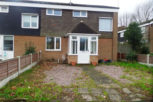 Thumbnail Property to rent in Longley Crescent, South Yardley, Birmingham