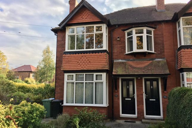 Thumbnail Flat to rent in Haddon Road, Hazel Grove, Stockport