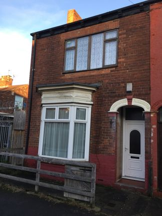Thumbnail Terraced house to rent in Bacheler Street, Hull