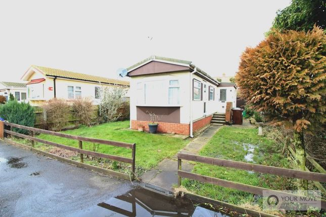 1 bed bungalow for sale in Blue Sky Close, Bradwell, Great Yarmouth