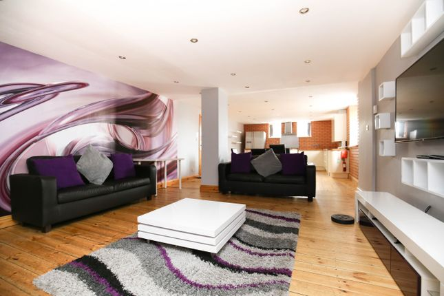 Thumbnail Flat to rent in Forrest House, Dinsdale Place, Sandyford