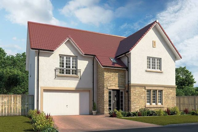 """Thumbnail Detached house for sale in """"The Moncrief"""" at Lethame Road, Strathaven"""
