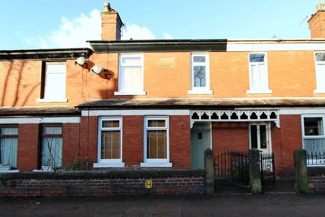 3 bed terraced house for sale in Gardner Road, Prestwich, Manchester