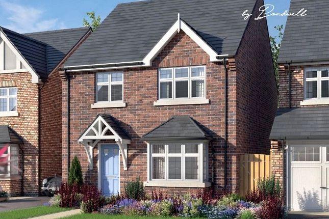 Thumbnail Detached house for sale in Nutbrook, Shipley Park Gardens, Marlpool, Derbyshire
