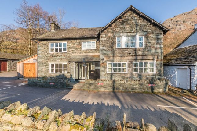 Thumbnail Detached house for sale in New Stickle Cottage, Great Langdale, Nr Ambleside