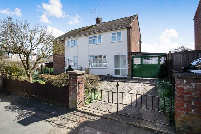 Semi-detached house for sale in Borough Road, Dunstable