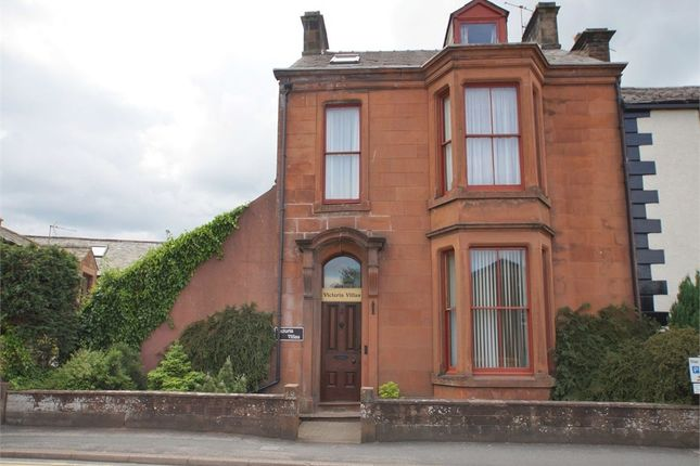 Thumbnail End terrace house for sale in Victoria Road, Penrith, Cumbria