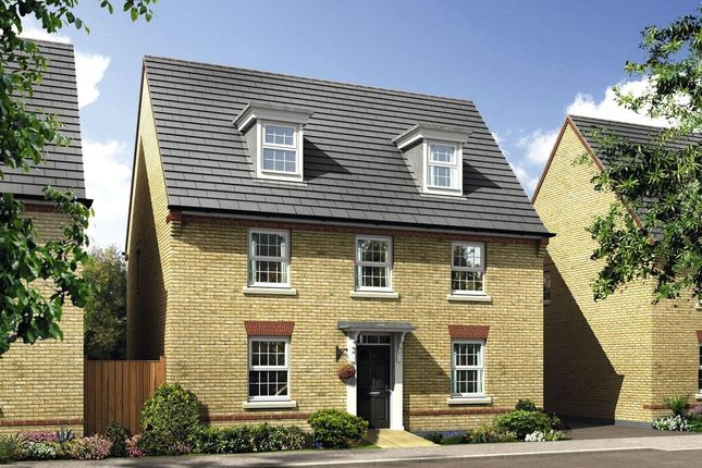 Thumbnail Detached house for sale in The Emerson, Drayton Meadows, Market Drayton