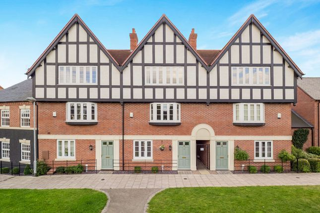 Thumbnail Terraced house for sale in Carr Brook Way, Melbourne, Derby