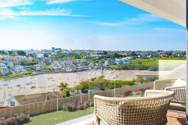 Thumbnail Detached house for sale in Whipsiderry Close, Newquay