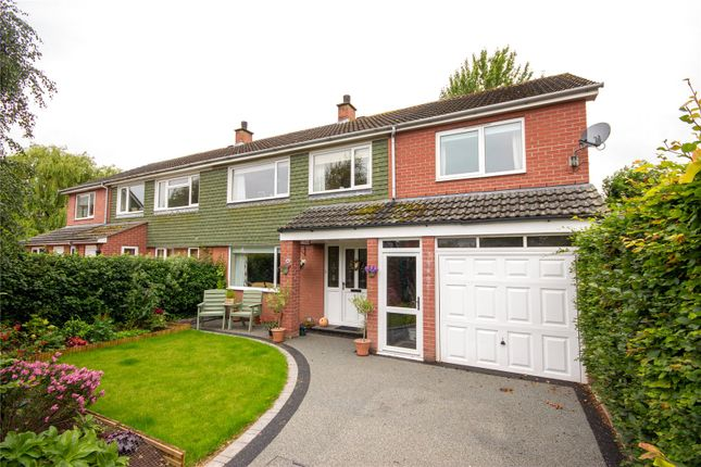 Thumbnail Semi-detached house for sale in 30 Naworth Drive, Carlisle, Cumbria