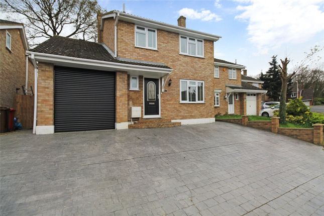 Thumbnail Property for sale in Englefield Crescent, Cliffe Woods, Kent