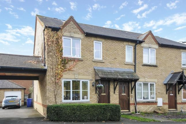 Thumbnail End terrace house to rent in Bure Park, Bicester