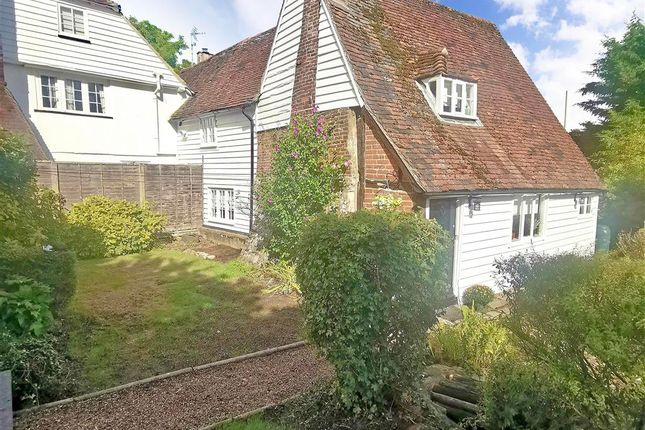 2 bed semi-detached house for sale in Lower Road, East Farleigh, Maidstone, Kent ME15