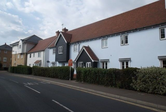 Thumbnail Flat to rent in Marsh Crescent, Rowhedge, Colchester, Essex
