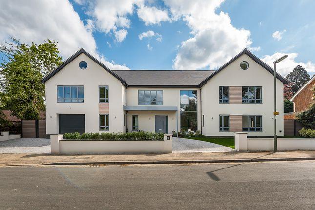 Thumbnail Detached house for sale in Saxonbury Gardens, Surbiton, Surbiton