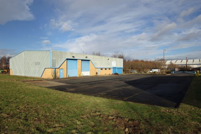 Thumbnail Industrial to let in Decoy Bank, Doncaster