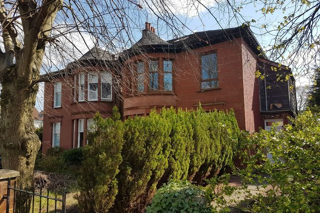 Thumbnail Flat for sale in Rosedale Gardens, Glasgow