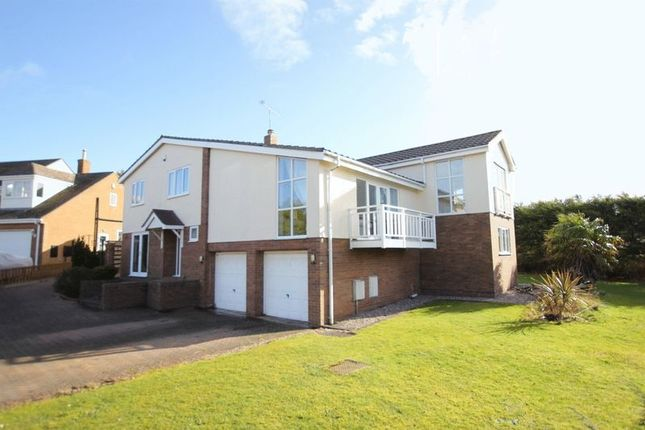 Thumbnail Detached house for sale in Jellicoe Close, Caldy, Wirral