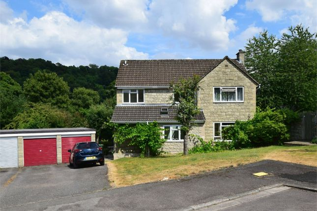 Thumbnail Detached house for sale in Springhill Crescent, Nailsworth, Stroud