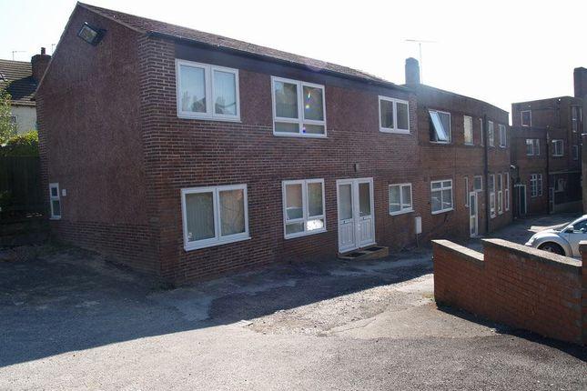 Thumbnail Flat to rent in Flat 7, 11 High Street, Alfreton